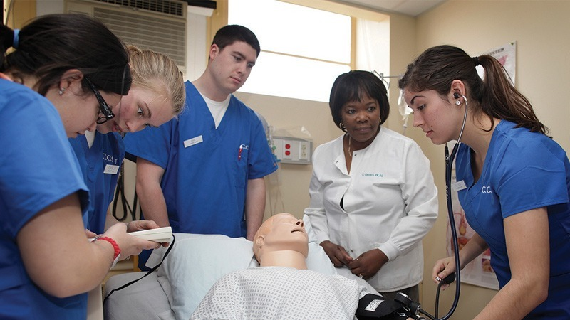 Community College Nursing Program